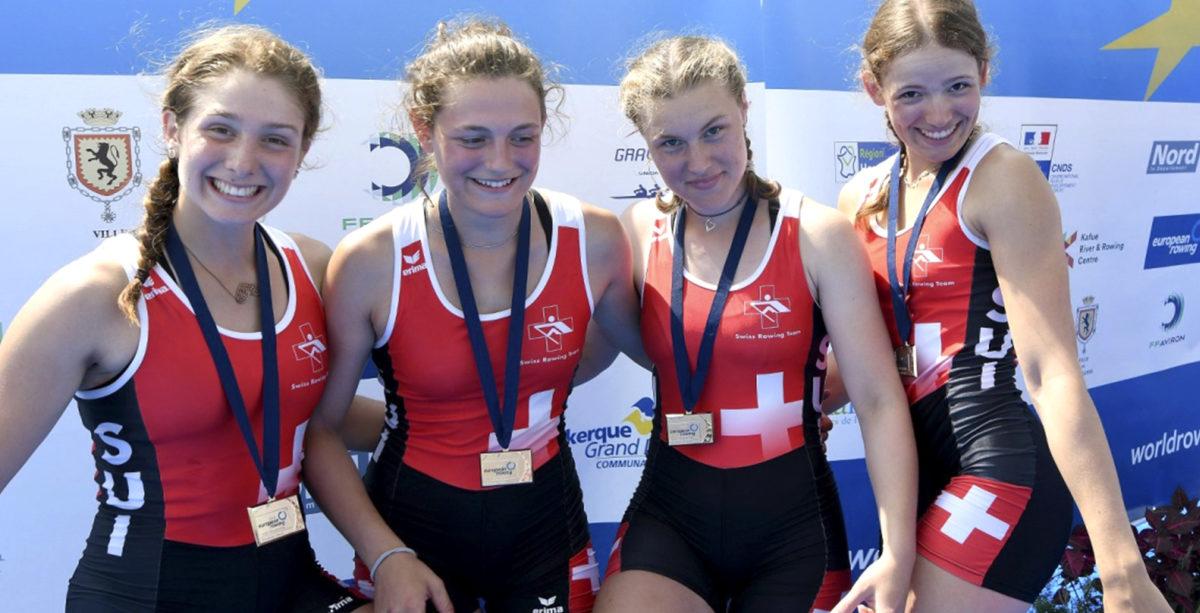 Emma Kovacs vice championne d'Europe!