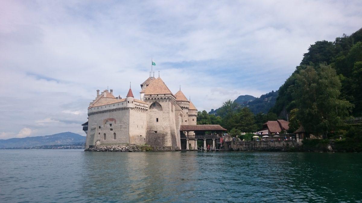 Pique-nique au Château de Chillon – 10 juin 2018