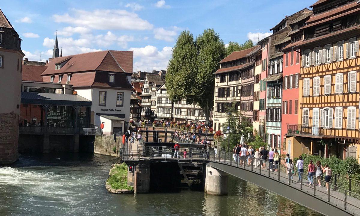 Sortie Rowing Club Strasbourg – 25-26 août 2018