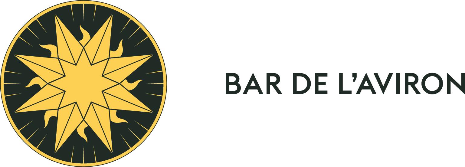 Logo du bar de l'aviron