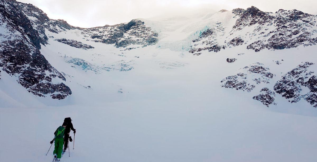 Sortie en montagne