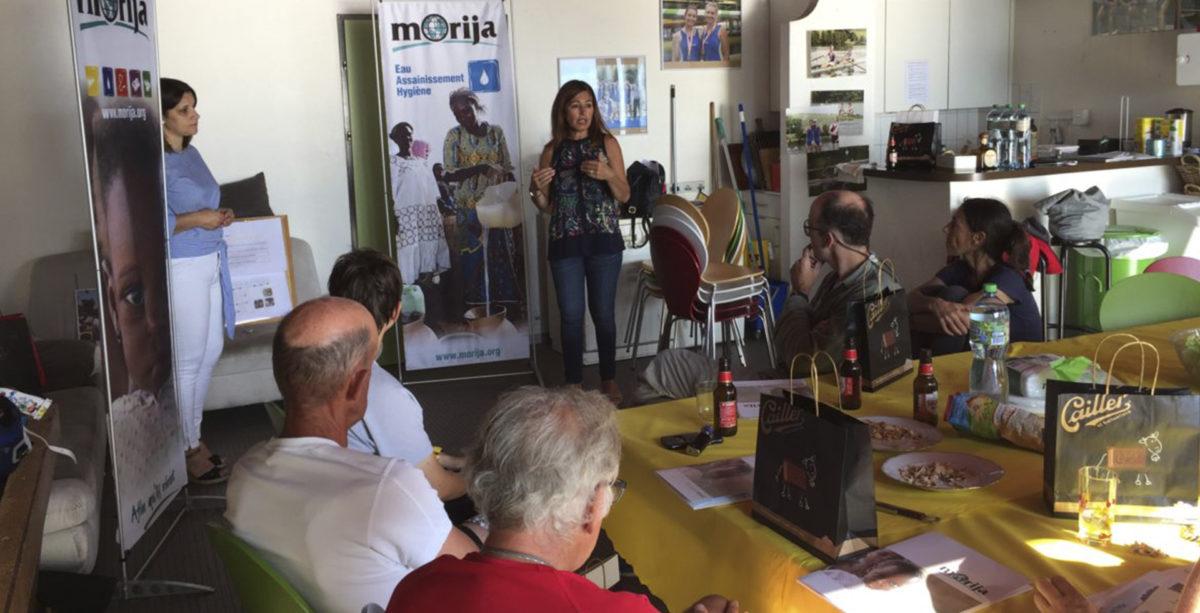 Sortie en faveur de l'association humanitaire Morija – 15 septembre 2018