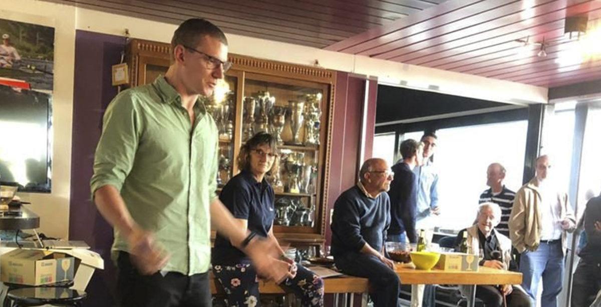 Assemblé d'été et baptême du Flying Dutchman – 12 juin 2019